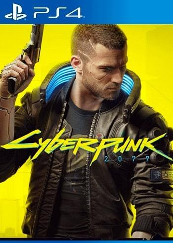 Cyberpunk 2077 PS4 Code