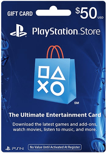 free playstation gift cards